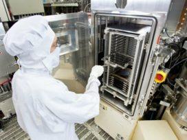 Lichtfabrikant start productielijn voor oled