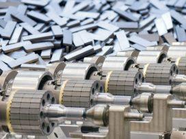 Recycling elektromotoren bespaart zeldzame aardmetalen