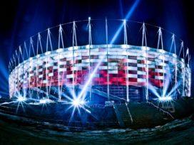 Osram verlicht EK-stadions