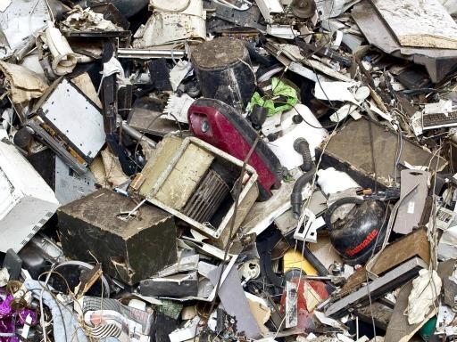 Wecycle zamelt 54 miljoen kilo e-waste in