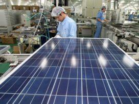 Heffing op zonnepanelen uit China van de baan