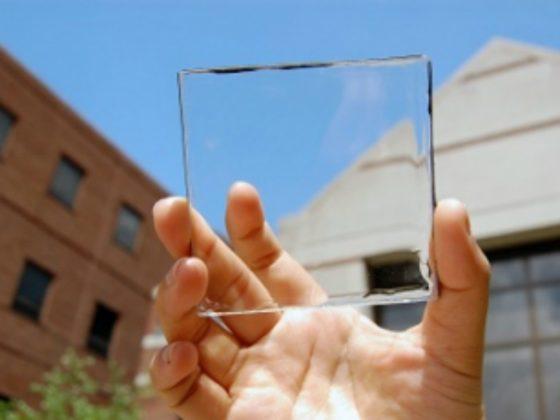 Onderzoekers ontwikkelen volledig transparante zonnecel