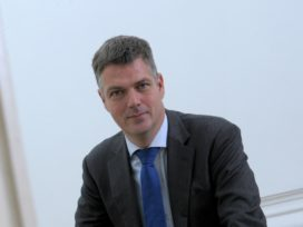 David Molenaar directeur wind power & renewables Siemens