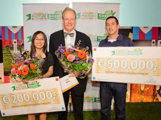 'Zonnegroeter' wint tweede prijs Green Challenge