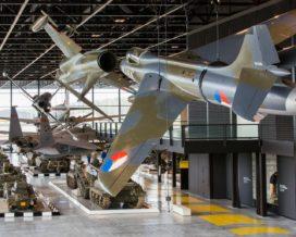 Nationaal Militair Museum verlicht met leds van Philips