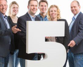 Theben Nederland bestaat vijf jaar