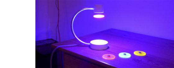 Ontwerpers zwevende lamp kloppen aan bij Vragenbank