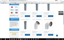 Installateurs bestellen steeds meer online