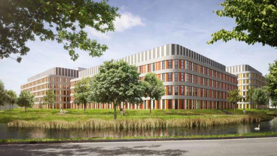 Four Care bouwt nieuw Amphia ziekenhuis Breda
