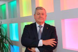 Derek Mc. Millan CEO  van Ledvance Benelux