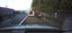 Monteur redt twee kinderen uit brandende auto