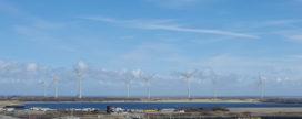 Bouw Windpark Bouwdokken officieel gestart