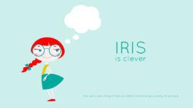 Woningen in 'vliegtuigstand' met Iris
