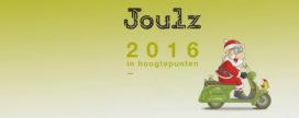 Joulz wenst u fijne kerstdagen en een voorspoedig 2017