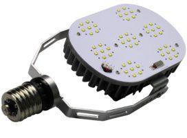 Wat te doen bij een kapotte high-bay-gasontladingslamp?