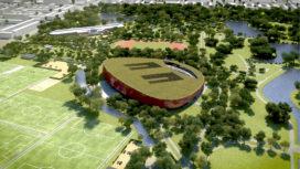 Kuijpers levert sportcampus Zuiderpark op