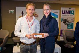 Spin-off TU Delft ontwikkelt autonoom drone-netwerk