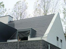 Verdekte zonnepanelen vallen niet op in het dak