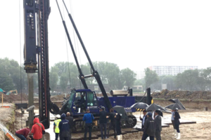 'Gasvrije' trainingsaccommodatie voor Feyenoord