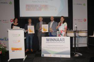 Wie worden Energie Professional en Energie Talent van het jaar 2017?