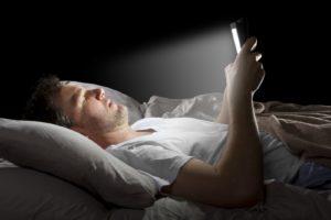 Blauw uit led heeft impact op kwaliteit nachtrust