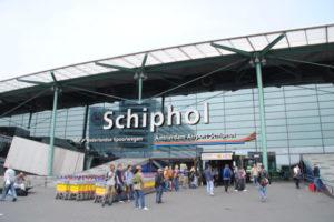 Schiphol stapt over op windenergie