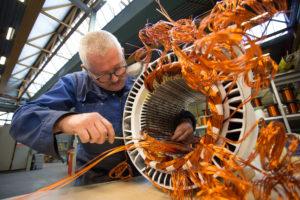 Vakbeurs Energie: kansen voor energiezuinige elektromotoren