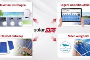 FAQ: Wat zijn de voordelen van een SolarEdge optimizer systeem?
