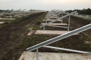 Zonnepark met geringe omvang stuit op minder protest