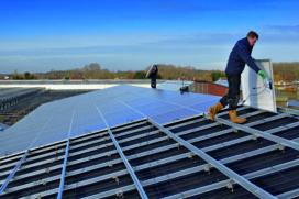 Hoe ontwerp en installeer je een zonne-energiesysteem?