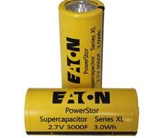 KWx distributeur supercapacitors Eaton Electronics