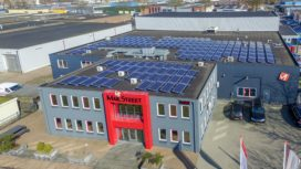 Ruim 12.000 zonnepanelen voor Lenferink Groep