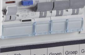 Nieuwe groepenkast past naadloos in geëlektrificeerde woning