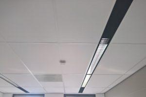Schrijvers Technische Installaties experimenteert met IoT in Dome-X