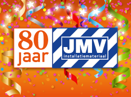 JMV al 80 jaar dé specialist in elektrotechnisch bevestigingsmateriaal
