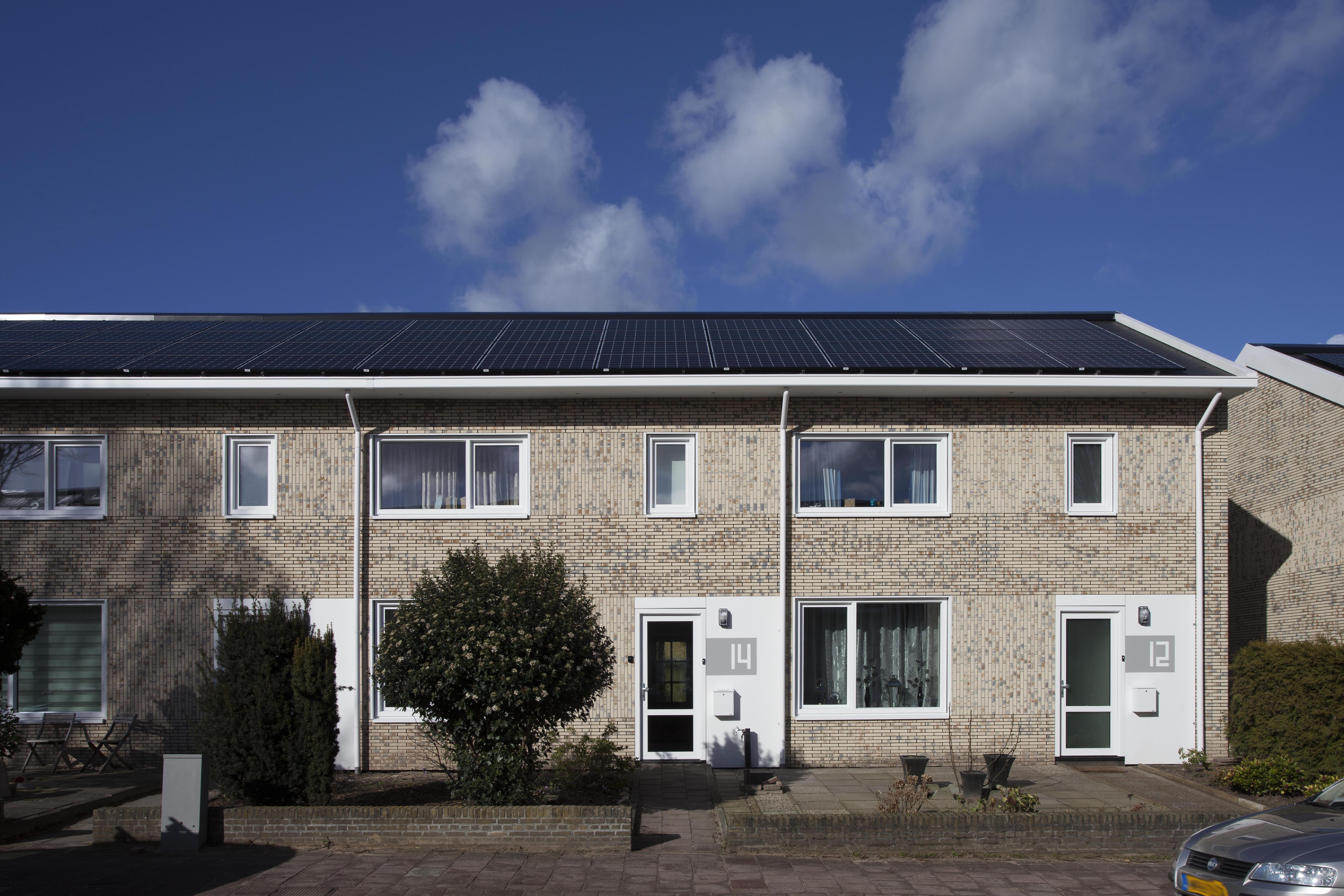 Sociale huurwoningen in Soest veranderen in gasloze NOM-woningen ...