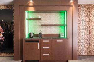 Hotel Schiphol renoveert kamerverlichting met led
