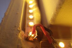 NEN 1010 streng voor verlichtingsarmaturen