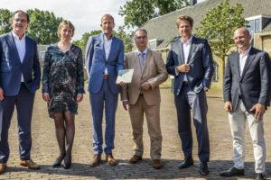 Miljoenen voor 'made in Holland' zonnepanelen