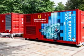 Bredenoord lanceert Big Battery Box