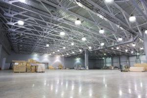 Wat kun je doen bij een kapotte high-bay-gasontladingslamp?