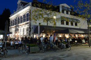 Slimme gebouwautomatisering voor 'beste terras van Nederland'