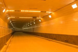 Ledverlichting voor Maastunnel Rotterdam