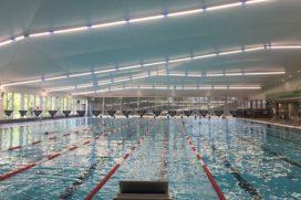 'Inventiviteit nodig bij installatie zwembadverlichting Amerena'