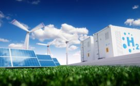 Grootschalige productie van groen waterstof in de planning