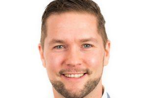 Dirk Scholte is de nieuwe sales specialist bij ABB