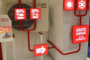 Warmtepompen zijn ook interessant voor e-installateurs