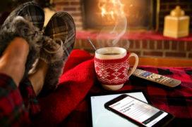 Veel thuis in de winterperiode? Ken de gevaren!