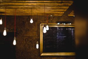 Harmonischen verkorten levensduur lampen