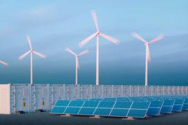 Energieopslag: een installatie ontwerpen